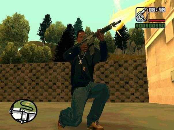 Archivo:GTA San Andreas Beta M4 Icon-.jpg