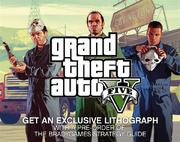 Noticias GTAV - Guía Brady Games - Litografía adicional