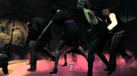 GTA IV EFLC TBoGT - Baile en grupo