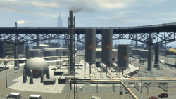 RON refineria
