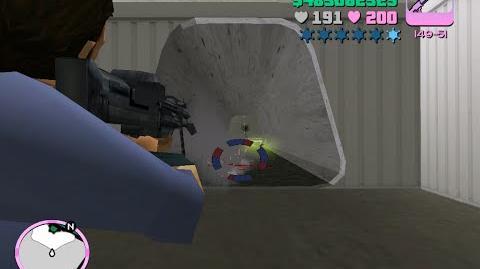GTA VC BUG (PC) (AUTO-APUNTAR CON ARMAS PESADAS)