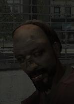 Matón de Dwayne mini