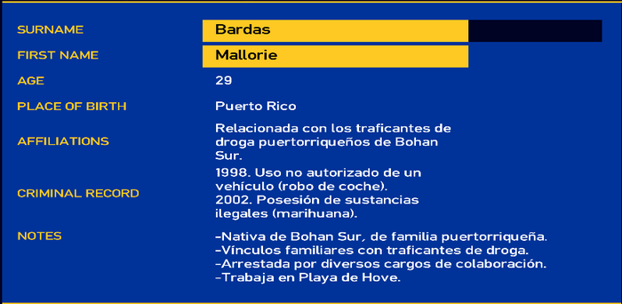 Mallorie bardas LCPD.png