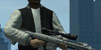 Rifle de francotirador avanzado