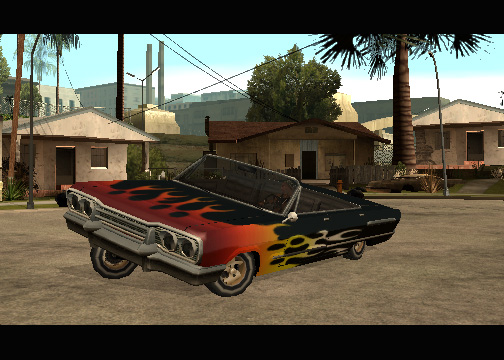 Archivo:Savana modificado en Grove Street.PNG