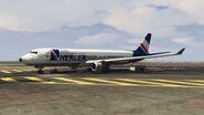 Air Herler Plane