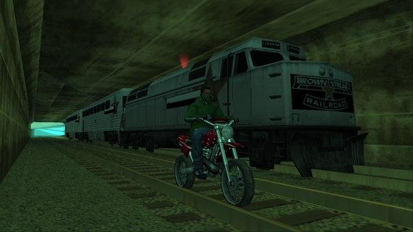 Archivo:GTA San Andreas Beta Train and Sanchez.jpg