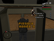 Pistola ronda 3