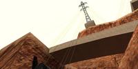Red eléctrica del desierto de San Andreas