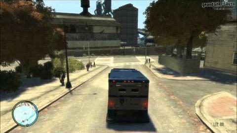 GTA IV Mission Tunnel of Death