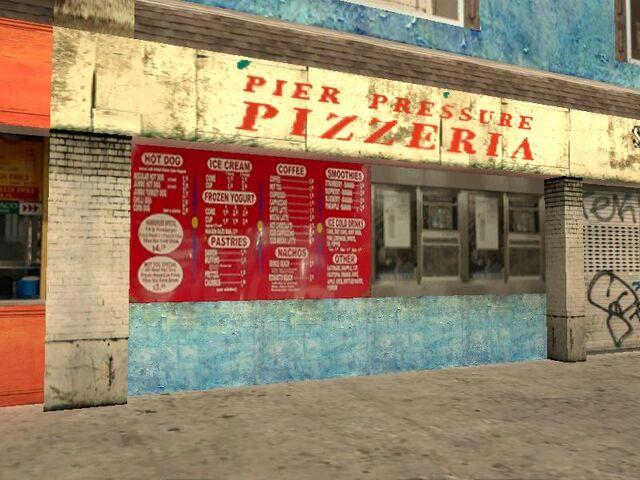 Archivo:Pier Pressure Pizzería.jpg