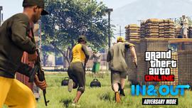 """GTA Online - Modo Adversario """"Dentro y fuera""""2"""