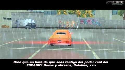 """Grand Theft Auto III - Misión 61 """"Llegó el reinado"""""""