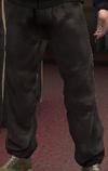 Pantalones chándal amarillo negro GTA IV