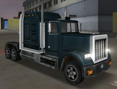 Camion articuladoVC