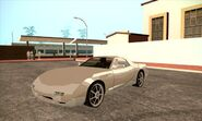 GTA San Andreas Beta ZR-350