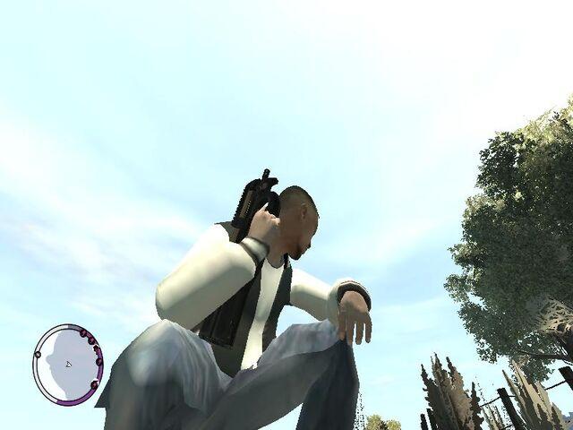 Archivo:GTA 4 TBOGT Beta P90-.jpg