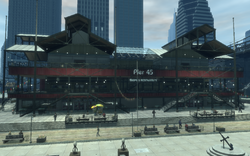 Pier 45 GTA IV 4