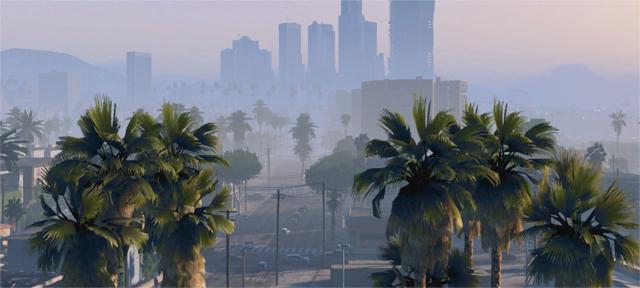 Archivo:Downtown los santos durante el primer trailer.png