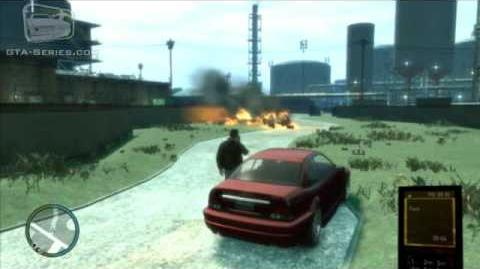 GTA IV High-End Assassination Mission - R.U.B. Down