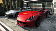 GTA V Eleccion de autos