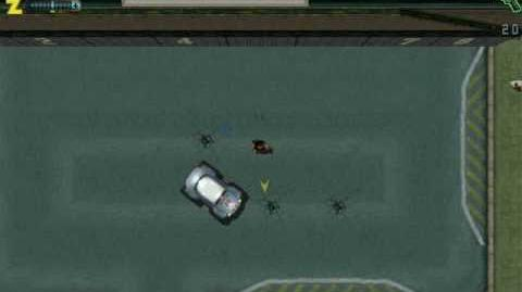 GTA2 Wang Cars