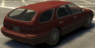 Solair detrás GTA IV