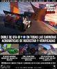 Evento de carreras acrobáticas de GTA Online: nuevas carreras, doble de GTA$, mono desbloqueable y más
