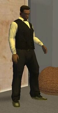 Crupier suit SA