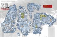 GTA TLAD Mapa Gaviotas-Personajes