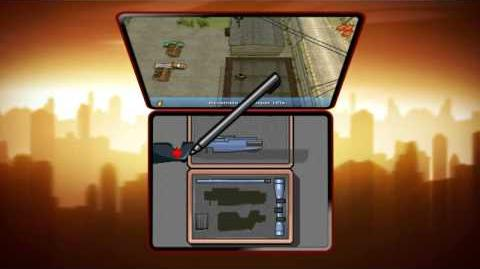 Chinatown Wars » Hacking & Sniper Rifle Gameplay