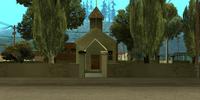 Iglesia de Palomino Creek
