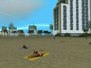 Gta-vc washington beach playa