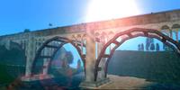Puente en arco de Costa de Vale