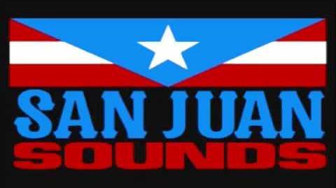 San Juan Sounds - Elvis Crespo - Suavemente
