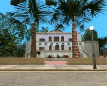 Mansion del Pasajero V.I.P