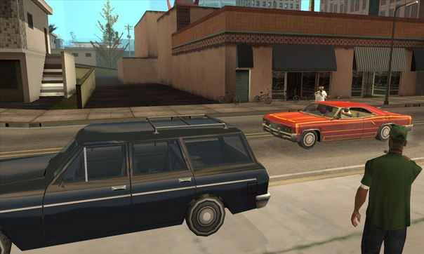 Archivo:GTA San Andreas Beta imagen mision Sweet & Kendl 1.jpg
