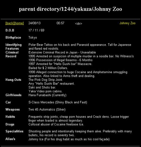 Archivo:GTA 2 directorio - Johnny Zoo.png