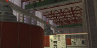 Central eléctrica de The Sherman Dam