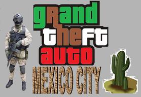 GTA Mexico City