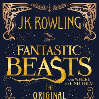<i>Fantastic Beasts and Where to Find Them: The Original Screenplay</i>
