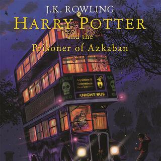 <i>Harry Potter and the Prisoner of Azkaban</i> (Illustrated)