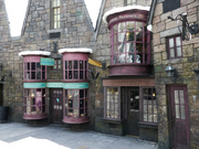 Tiendas The Wizarding World of Harry Potter