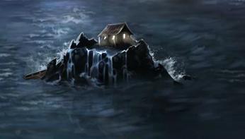 La Cabaña en la Roca