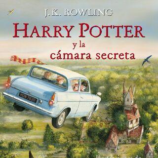 <i>Harry Potter y la cámara secreta</i> (ilustrado)
