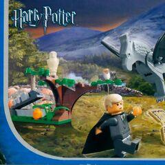 <i>Encuentro de Draco con Buckbeak</i>, 4750