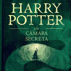 Nueva portada española de <i>Pottermore</i>
