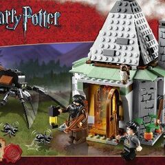 <i>Cabaña de Hagrid</i>, 4738
