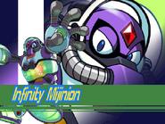 Infinity Minijion MMX6