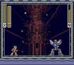 Neo Sigma vs. Mega Man X, Base de los X-Hunters.